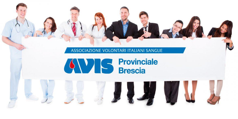 La squadra di Avis Provinciale Brescia