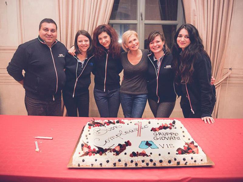 L'AperiBirthday per il primo compleanno del Gruppo Giovani di Pavone Mella-Cigole