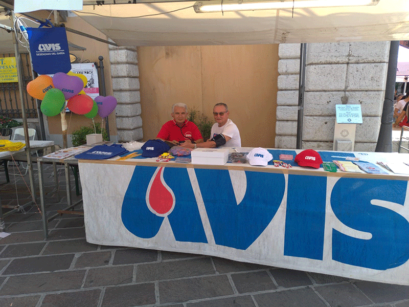 Avis di Desenzano era presente a Festinsieme