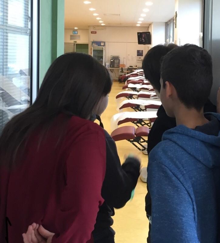 A scuola con Avis per una formazione di qualità sui valori del volontariato