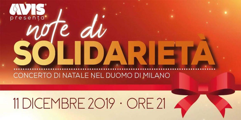 Il concerto Avis in Duomo A Milano