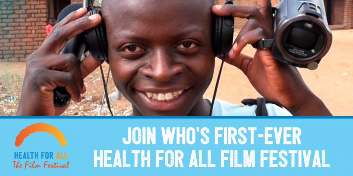 Il primo Health for All Film Festival