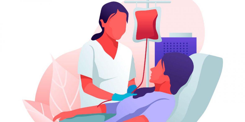 La preistoria della trasfusione di sangue